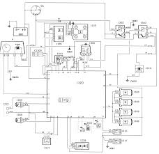 peugeot fans club electrical and wiring diagram for peugeot 605 Club Car Fuel Pump Diagram fuel pump relay 22 ignition module 23 canister 24 canister purge valve 25 canister purge cut off solenoid valve club car fuel system diagram