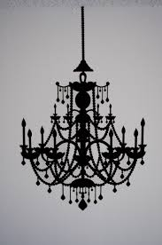 chandelier decal perfect about remodel home decoration ideas with chandelier decal