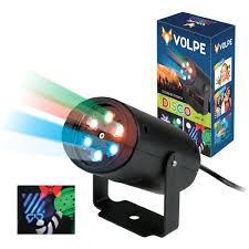 <b>Светильник</b>-<b>проектор</b> вращ. <b>Volpe ULI</b>-<b>Q306</b>-02 Новогод. узоры ...