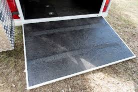 rear tailgate rubber and non slip stops