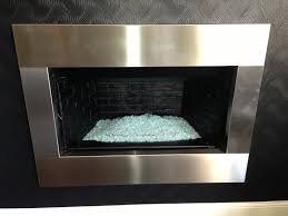stainless steel fireplace surrounds trophy club tx img 3937