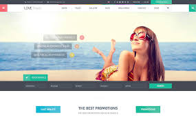 Travel Agent Job Description Classy 48 Best WordPress Travel Themes For Blogs Hotels and Agencies 48