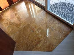 don t a sealant is a must when it comes to travertine flooring so do not consider skipping this part also it is advised to not compromise on the quality