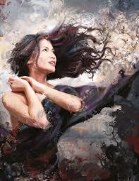Digital Portrait Painting Painter Tutorial Paint A Stunning Digital Portrait From A Photo