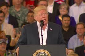 Transcript: President Donald Trump\u0027s rally in Melbourne, Florida - Vox