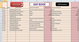 Simple Accounts Template Accounting Small Business Excel Templates