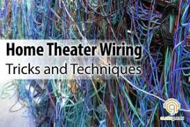 home theater wiring tricks and techniques audiogurus