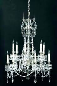 old chandeliers for sculptural glass