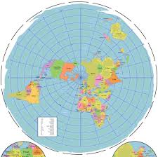 Flat Earth Flight Patterns Inspiration Debunking Flat Earth With The Southern Hemisphere Metabunk