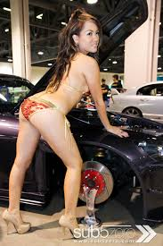 2011 Motion Auto Show - Booth Babes, Promo Models & Girls Galore!