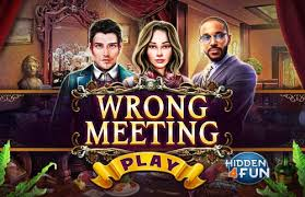A hidden object game is a genre of puzzle game in which the player must find lots of different objects on a special map. Wrong Meeting At Hidden4fun Com