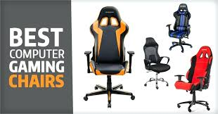 a gaming chair best computer gaming chair a list of comfortable chairs gaming chair reviews canada