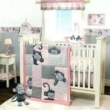 monkey crib sets monkey crib bedding