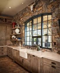 Rustic Country Kitchen Cabinets Payless Kitchen Cabinets