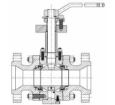 ball valve. cryogenic-service-ball-valve ball valve