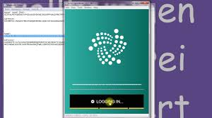 Iota Support Light Wallet Generating Seed For Iota Wallet Setting Up Neo Wallet Windows
