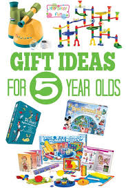 Gifts for 5 Year Olds - Christmas and Birthday Ideas | 2016 Pinterest