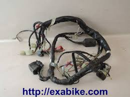 second hand harness wire for kmx 125 timoto com harness wire photo harness wire 135944
