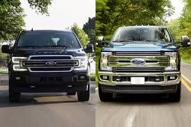 2018 F 150 Tow Rating Chart 2019 Ford F 150 Vs 2019 Ford F 250 Whats The Difference