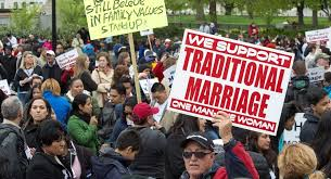 Conservatives on gay marriage