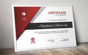 Corporate Certificate Template Corporate Business Certificate Template Meylah