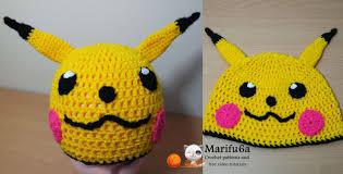 Crochet Pokemon Patterns Custom Decorating