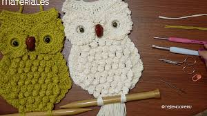 crochet owl anyone can make easily