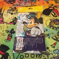 メルカリ ディズニー 夏祭り 2016 てぬぐい キャラクターグッズ