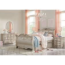 princess room furniture. disney princess silver 5 pc twin sleigh bedroom room furniture