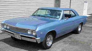 Classic Tuesdays - 1967 Chevrolet Chevelle 327 CI 4 Speed - Cool ...
