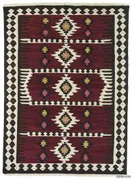 fortune turkish kilim rug k0004623 red new