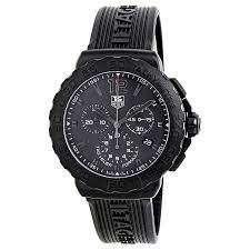 tag heuer formula 1 black dial black rubber men s watch cau1114 tag heuer formula 1 black dial black rubber men s watch cau1114