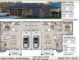 duplex house plans 5 bedroom duplex