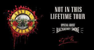 Guns N Roses Pinnacle Bank Arena