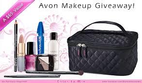 avon makeup giveaway win this 9 piece makeup set closed
