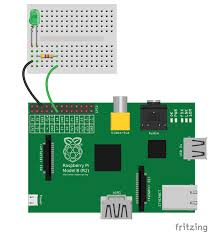 wiring diagrams php php on raspberry pi Ã' raspberry pi geek figure 1 led wiring diagram