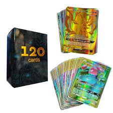 Báo giá Gói 120 Thẻ Bài Pokemon GX Hiếm Holo Với Bộ Sưu Tập Tag Team Cho  Phiên Bản Tiếng Anh Vui Nhộn chỉ 404.000₫