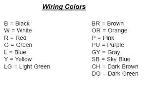 do it yourself maxima audio wiring codes 4th gen wire color chart