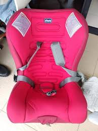 chicco car seat reassembly after