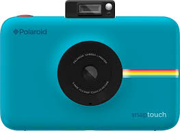<b>Фотоаппарат Polaroid Snap</b> Touch (Blue) купить в Москве в ...