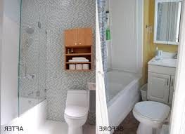 Small Picture Get Inspired Small Bathroom Remodels Before And After Stunning