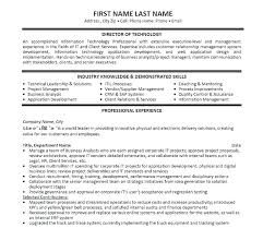 sample resume of software developer click here to download this director of  technology resume template sample