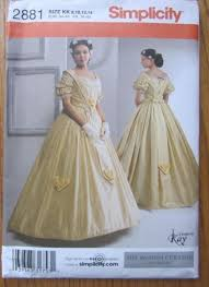 Belle Costume Pattern