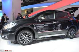 new car launches team bhpMarutis plans  Upgraded Swift SX4 Crossover and an 800cc Diesel