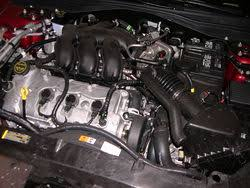 ford duratec v6 engine vvt engine in a 2006 mercury milan