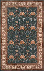 5x8 william morris arts crafts style blue wool area rug free arts and crafts style rugs