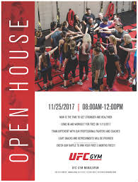 note from sheri macaroni kid our entire family can work out together at ufc gym mapan we just joined two weeks ago my daughter is loving the