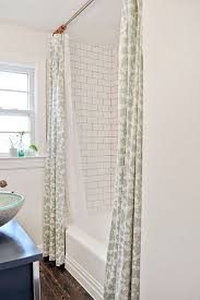 25 best extra long shower curtain ideas on with rod decor 19
