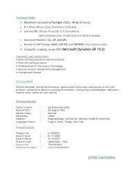 Technical Skills On A Resumes Technical Skills Resume Examples Viragoemotion Com