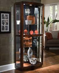 pulaski curio cabinet. Plain Cabinet Pulaski Furniture Curios Pacific Heights Curio Cabinet  Item Number 21221 Inside L
